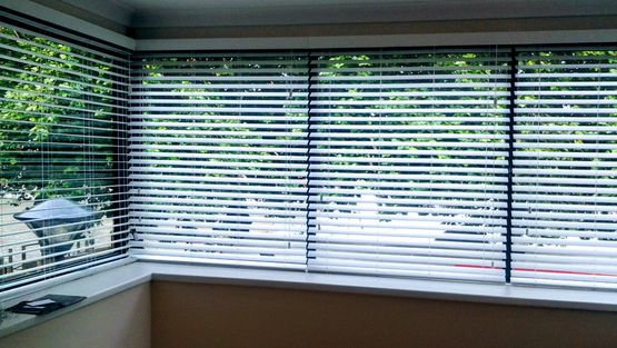 Style your home with venetian blinds