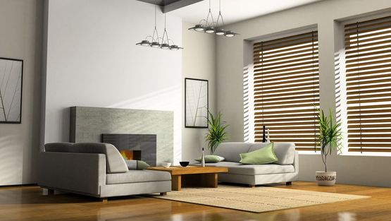 Some of our Venetian blinds