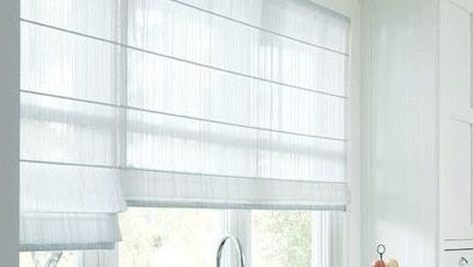 Style your home with roman blinds